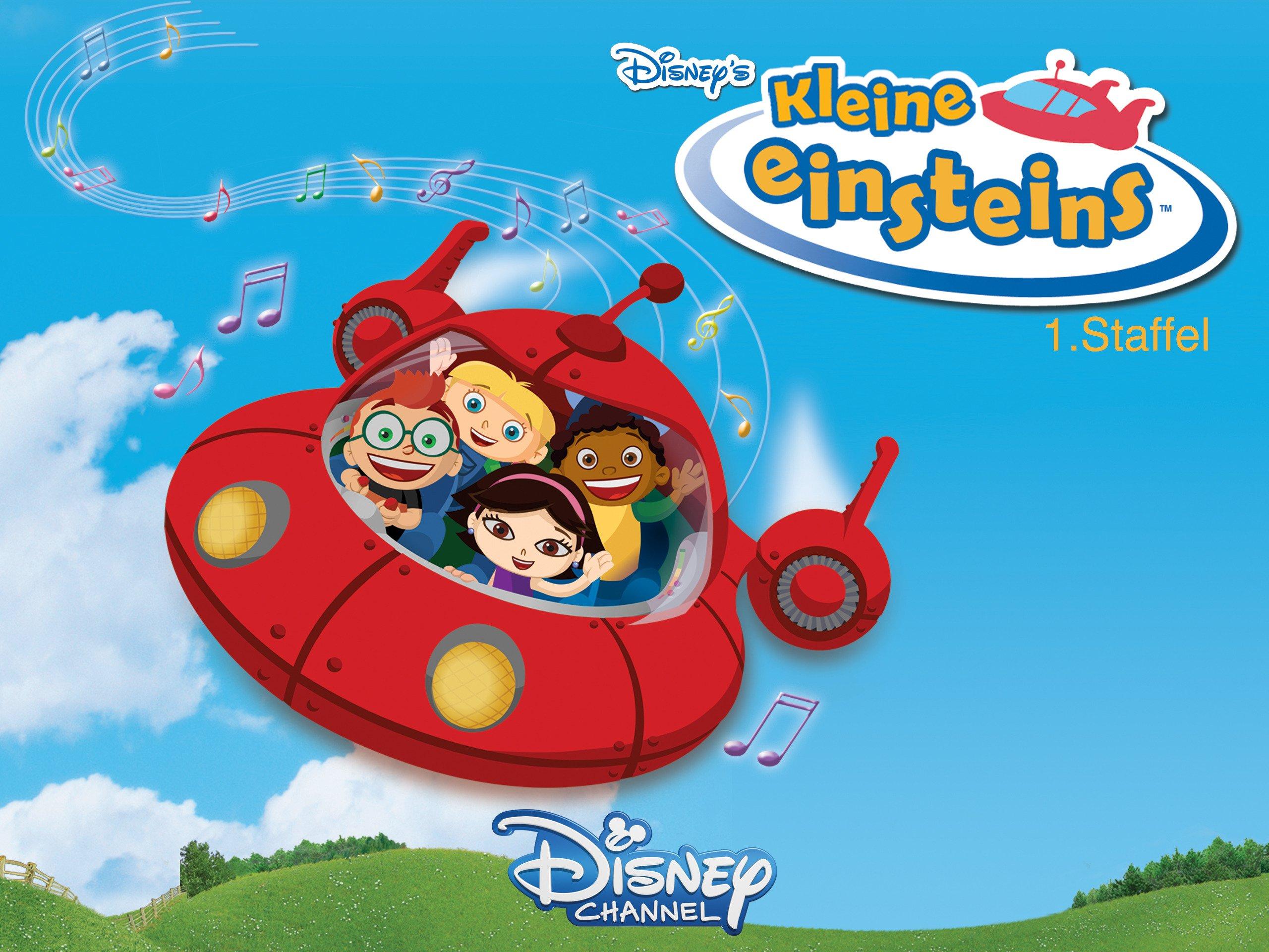 Amazonde Disney Kleine Einsteins Staffel 1 Ansehen Prime Video