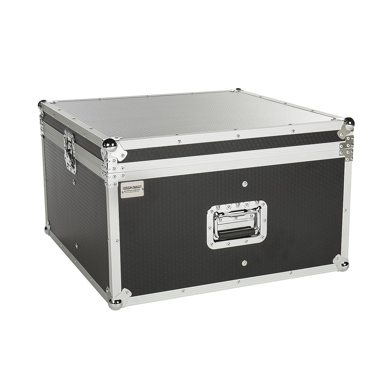Tour Case 4x PAR 64 para short y LED Pars