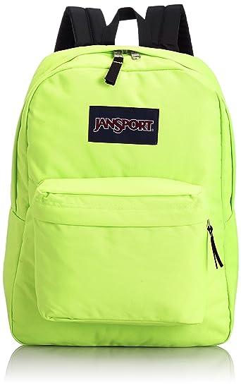 Amazon.com: JanSport Superbreak Backpack - Yellow: Sports & Outdoors