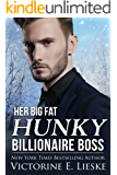 Her Big Fat Hunky Billionaire Boss (Clean Billionaire Romance Series Book 3) (English Edition)