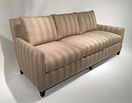 Amazon.com: Sofá de tamaño completo y derecho con espalda en ...