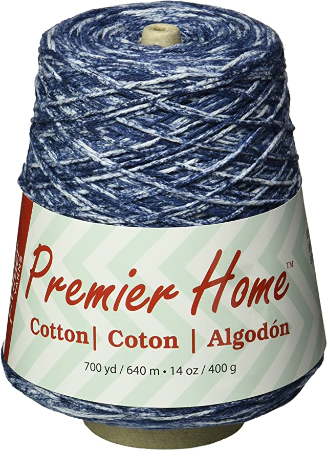 Premier Yarns 1032-06 Home Cotton Yarn Multi Cone-Water Lilies