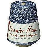 Premier Yarns 1032-02 Home Cotton Yarn - Multi Cone-Denim Splash