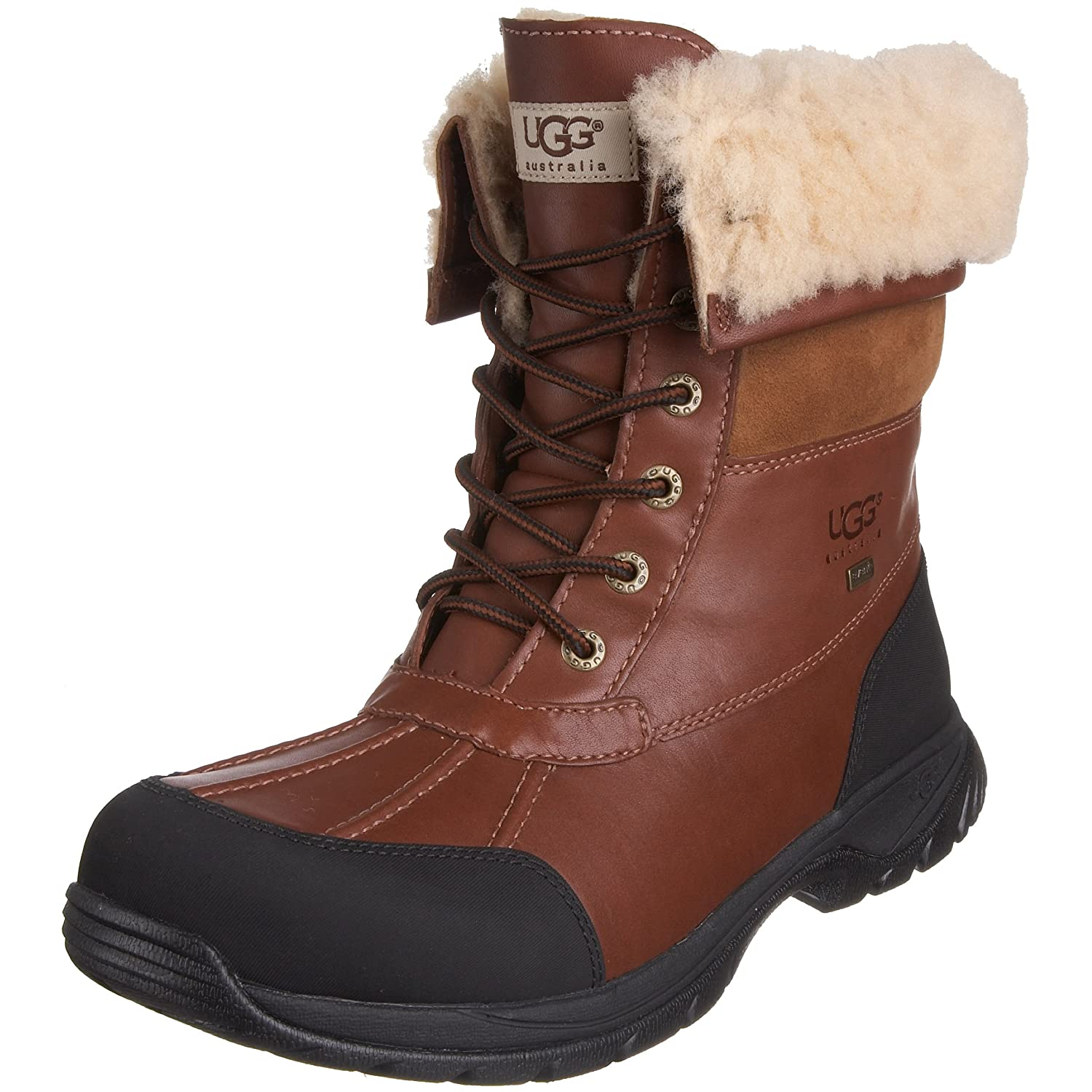a54e70d2825 Ugg Men's Butte Worchester Pull On Boot 5521 9 UK: Amazon.co.uk ...