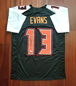 Mike Evans Autographed Signed Jersey Halloween Edition Tampa Bay Buccaneers  JSA 0b0d64aa3