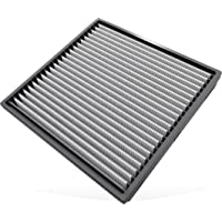 $41 » K&N Premium Cabin Air Filter: High Performance, Washable, Helps Protect against Viruses and…