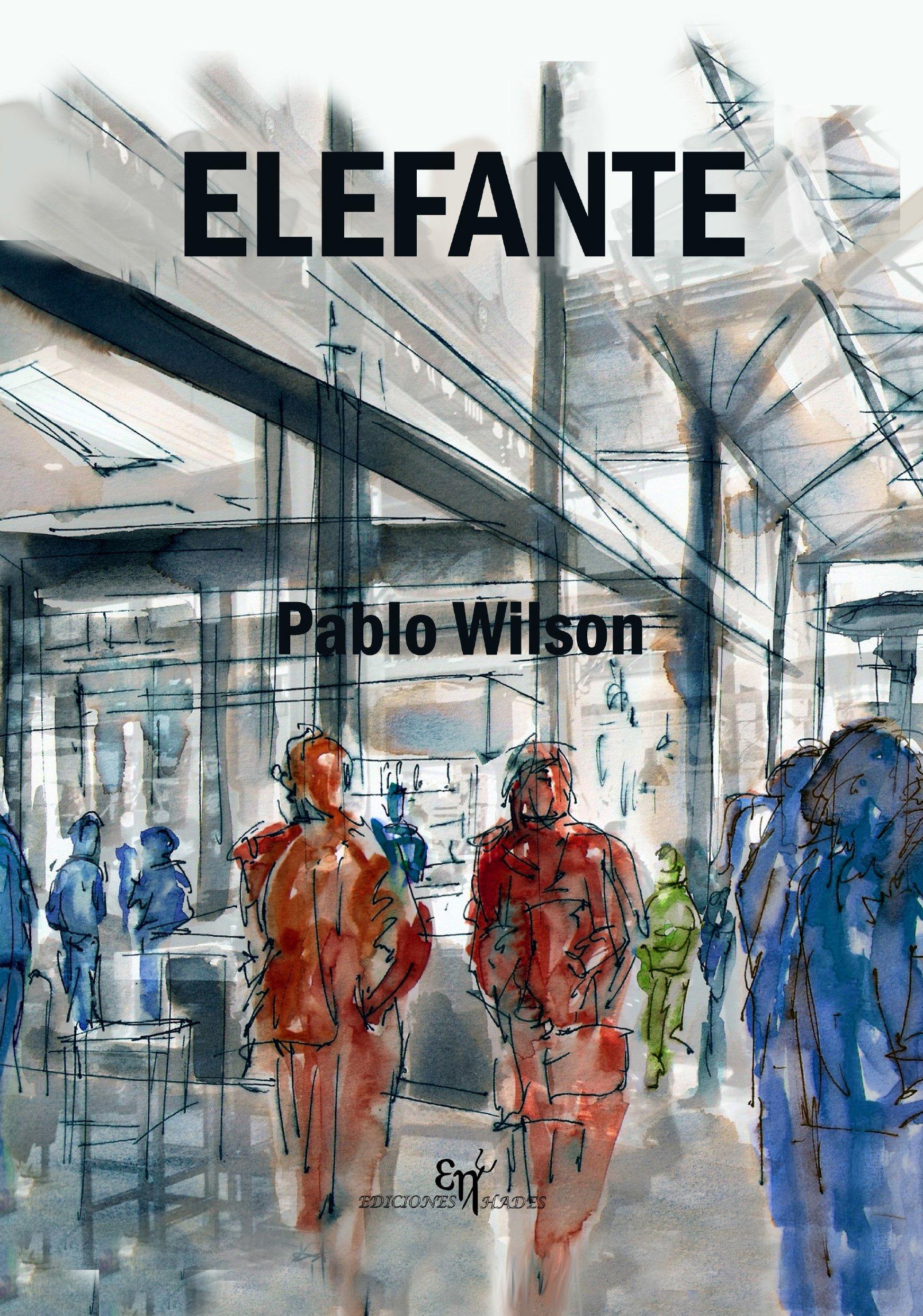 Elefante: Amazon.es: Quintana González, Pablo: Libros