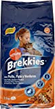 Brekkies Cat Mix Pollo Gr.1500