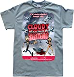 Cloudy with a Chance of Sharknado T-Shirt