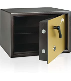 GODREJ Coffer V1 Safe (Red): Amazon in: Home Improvement