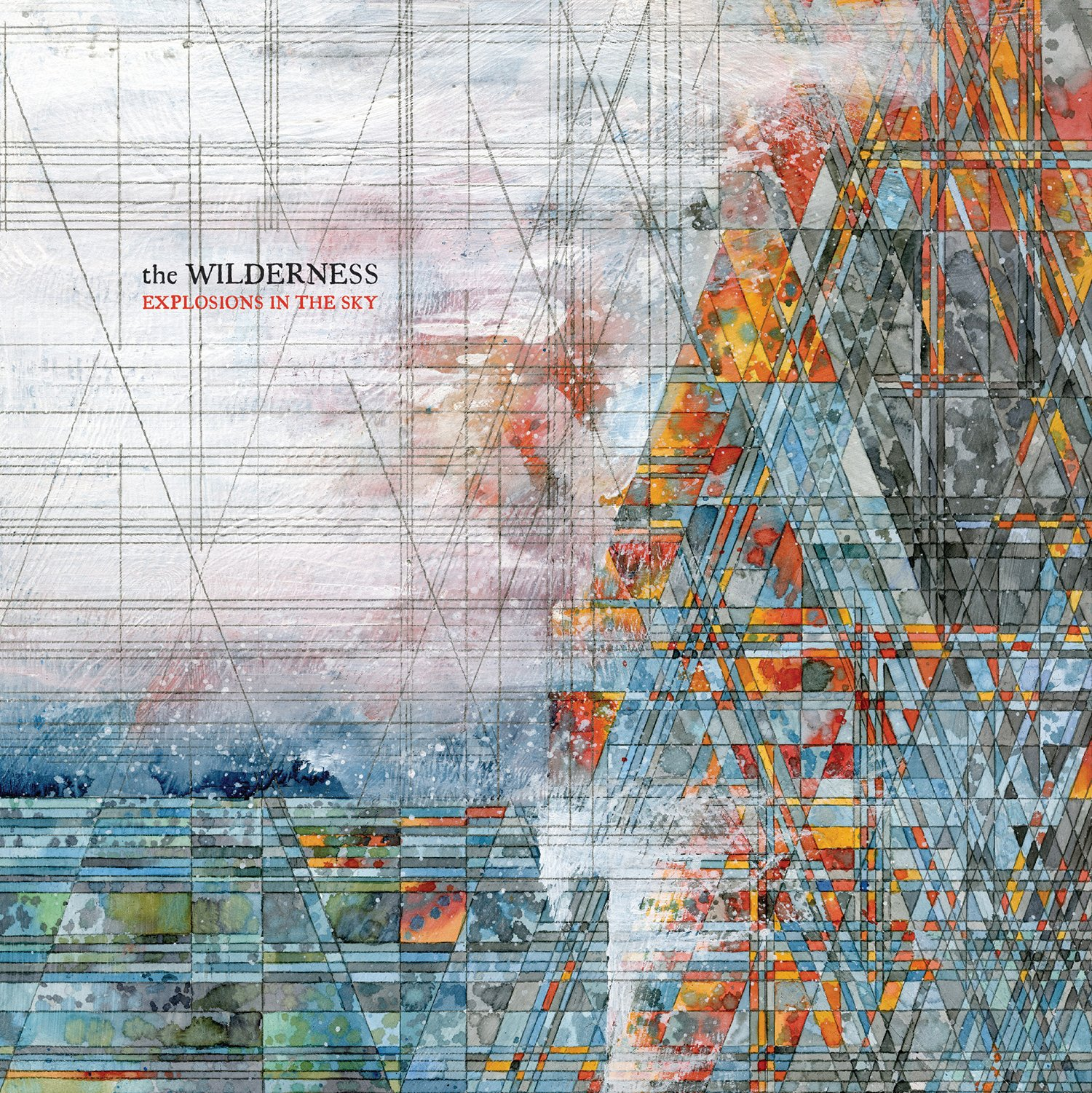 Vinilo : Explosions in the Sky - The Wilderness (2 Disc)