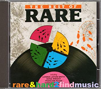 6b331cb4f5 Lonnie Liston Smith, Tom Browne, Chocolate Milk, Edna Wright, Harvey Mason  - The Best of Rare - Amazon.com Music