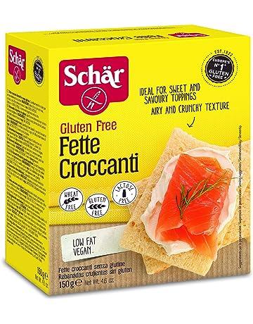 Dr. Schar Fette Croccanti Pan Crujiente - 150 gr