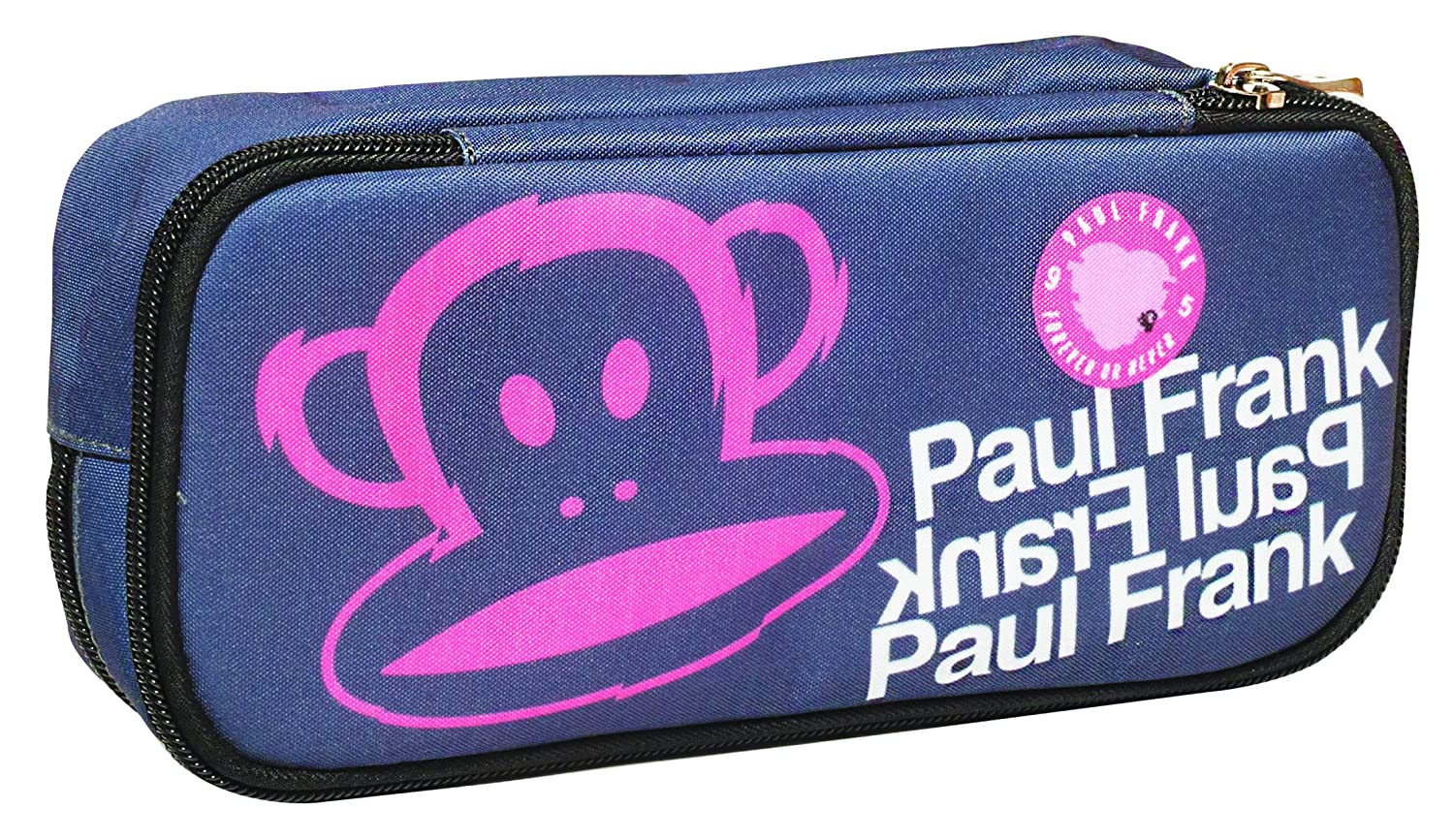 bmu Pencil Case ovalado Paul Frank Iconic: Amazon.es: Bebé