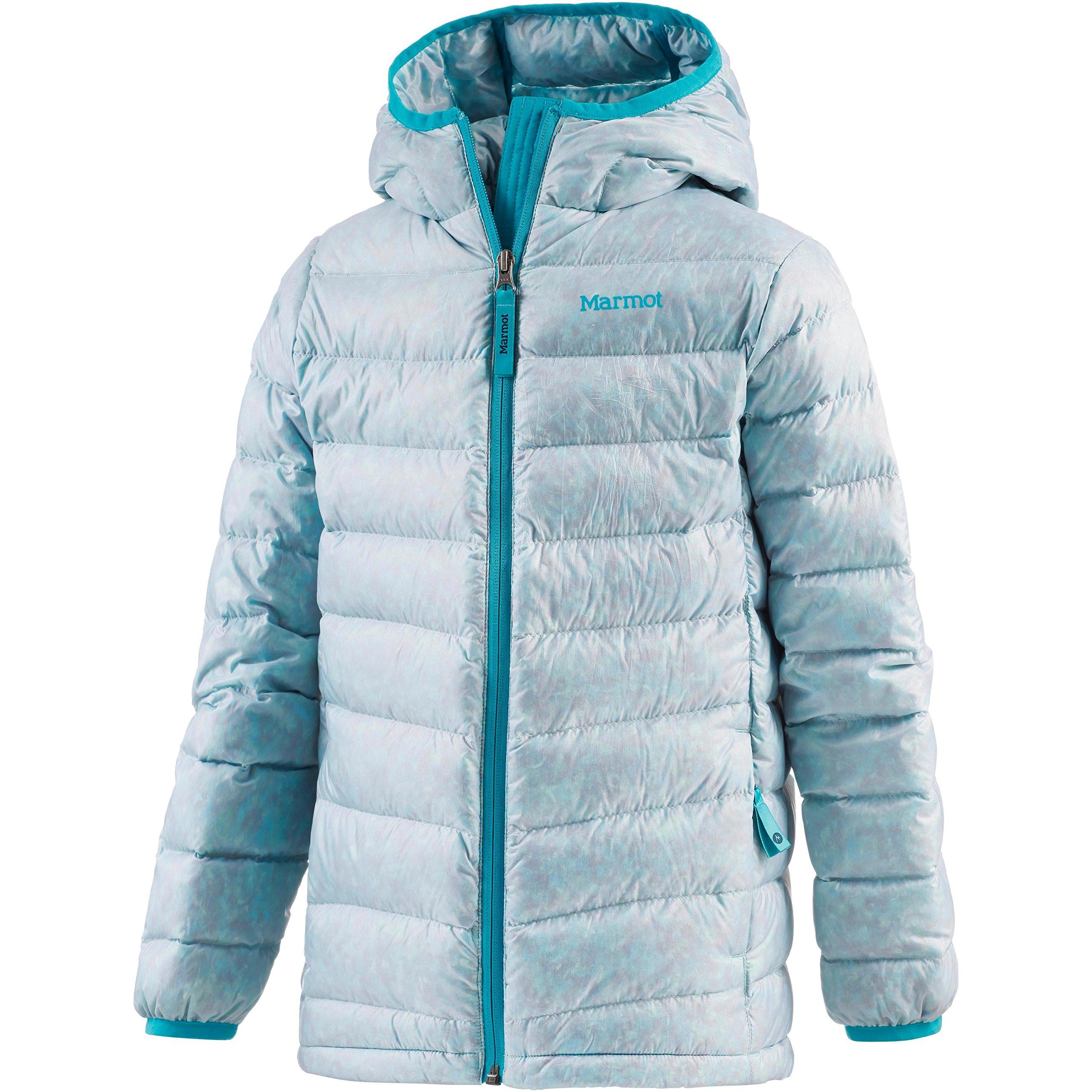 Marmot Nika Hoody Jacket Turqoise Girls S