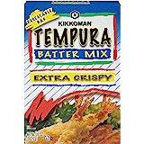 Kikkoman Mix Tempura Batter,Extra crispy, net wt 10 oz,pack of 2