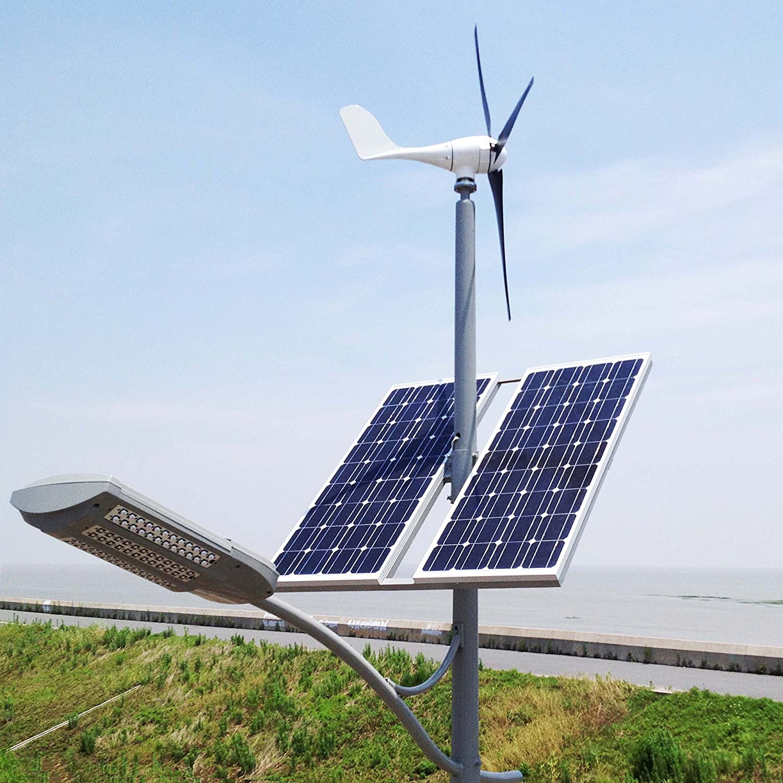 amazon com aleko wg450mw 12v wind generator turbine 3 blades