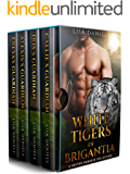 White Tigers of Brigantia Shifter Romance Collection