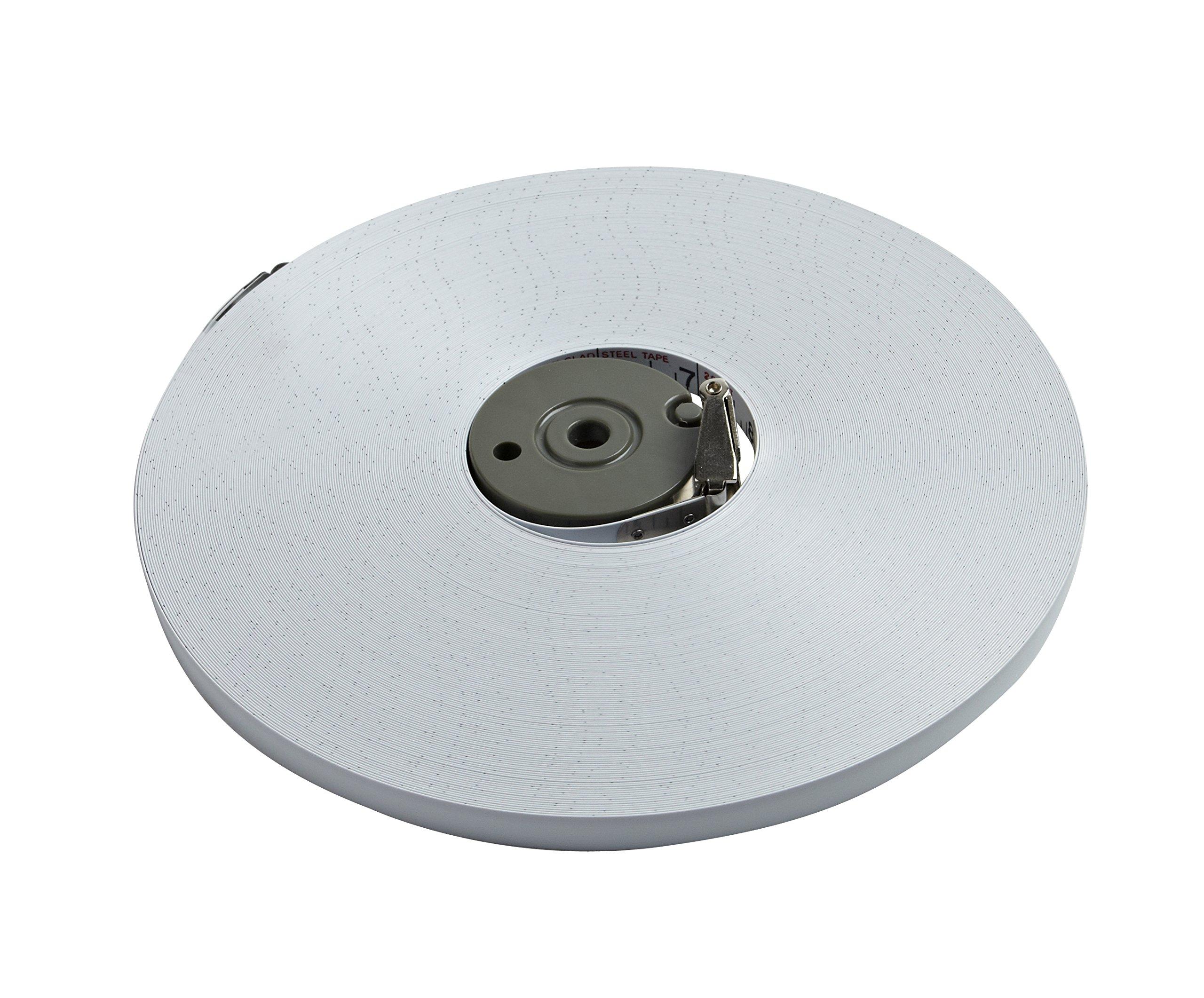 Keson NRF18200#18 Series Nylon Tape Refill (Graduations: ft, in. 1/8), 200-Foot