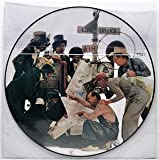 """10 Polyvinyl + Flap Picture Disc Semi Rigid Crystal Clear Sleeves for 12"""" 33rpm Phonograph LP Vinyl Record Albums Poly Bag Outer Plastic Covers"""