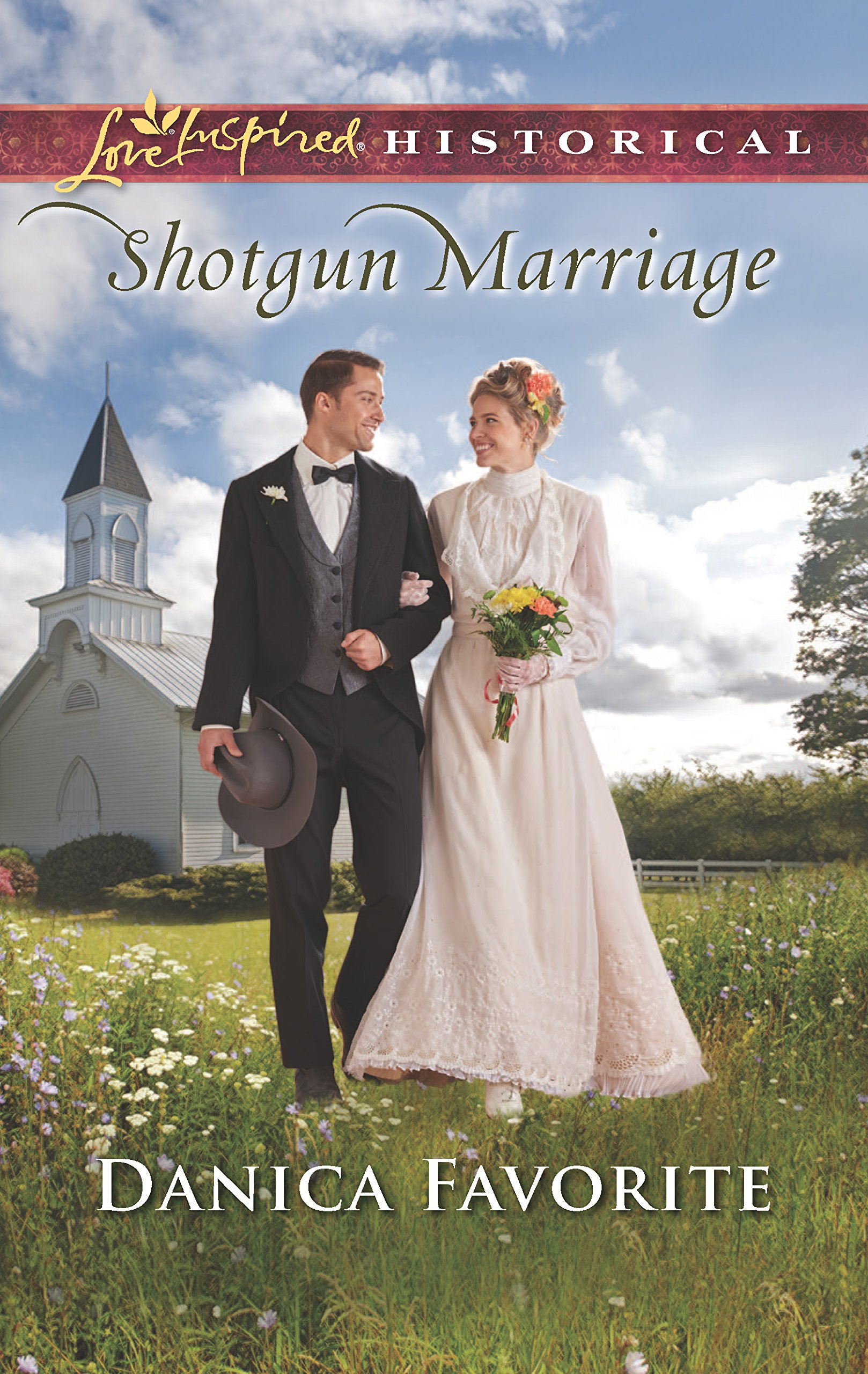 Shotgun Marriage Love Inspired Historical Favorite Danica 9780373283569 Amazon Com Books