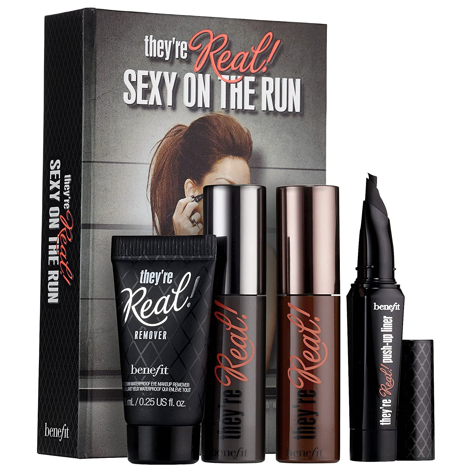 Benefit Cosmetics They're Real! Sexy On The Run Kit