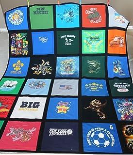 Amazon Com Project Repat Twin Size Custom T Shirt Quilt Voucher 24