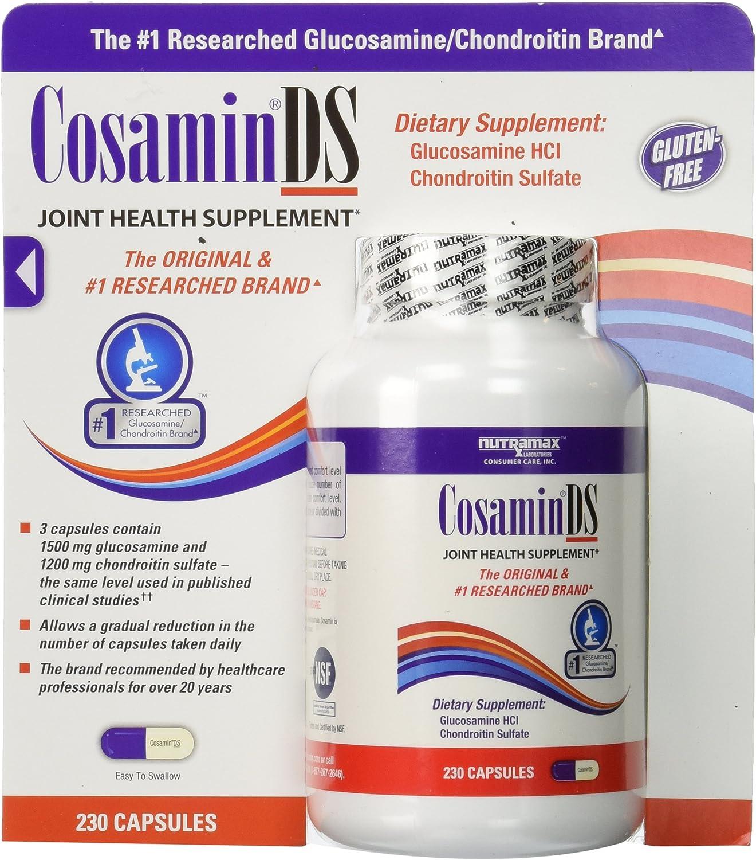 Cosamin DS - 2 Bottles, 230 Capsules Each