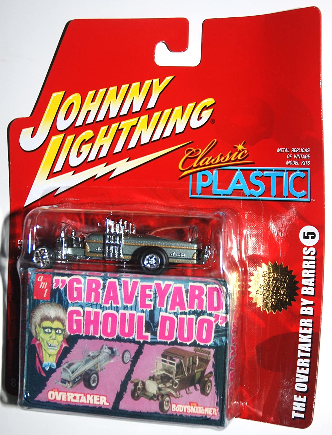 bienvenido a comprar Johnny Lightning Classic Plastic Series Series Series The Overtaker by Barris by Johnny Lightning Classic Plastic  sorteos de estadio