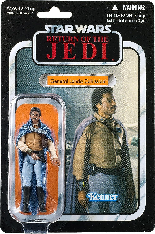 Solo Action Figur Star Wars The Vintage Collection 3 3//4-Inch Lando Calrissian