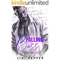 Falling For My Boss: A Billionarie Best Friend's Brother Romance (Haven Isle Book 2)