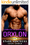 Claimed By The Savage Alien Orxlon: Supernova Escapes