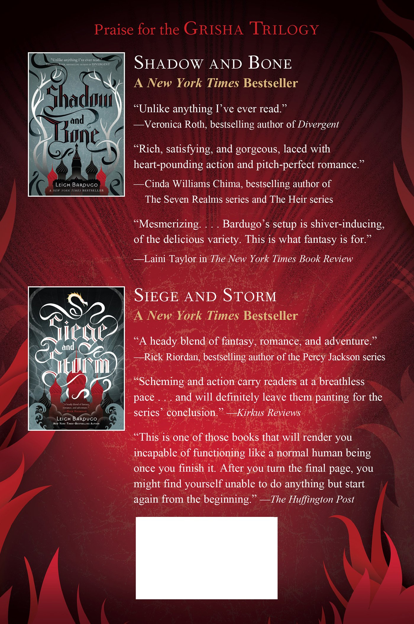 Amazon: Ruin And Rising (the Grisha Trilogy) (9780805094619): Leigh  Bardugo: Books