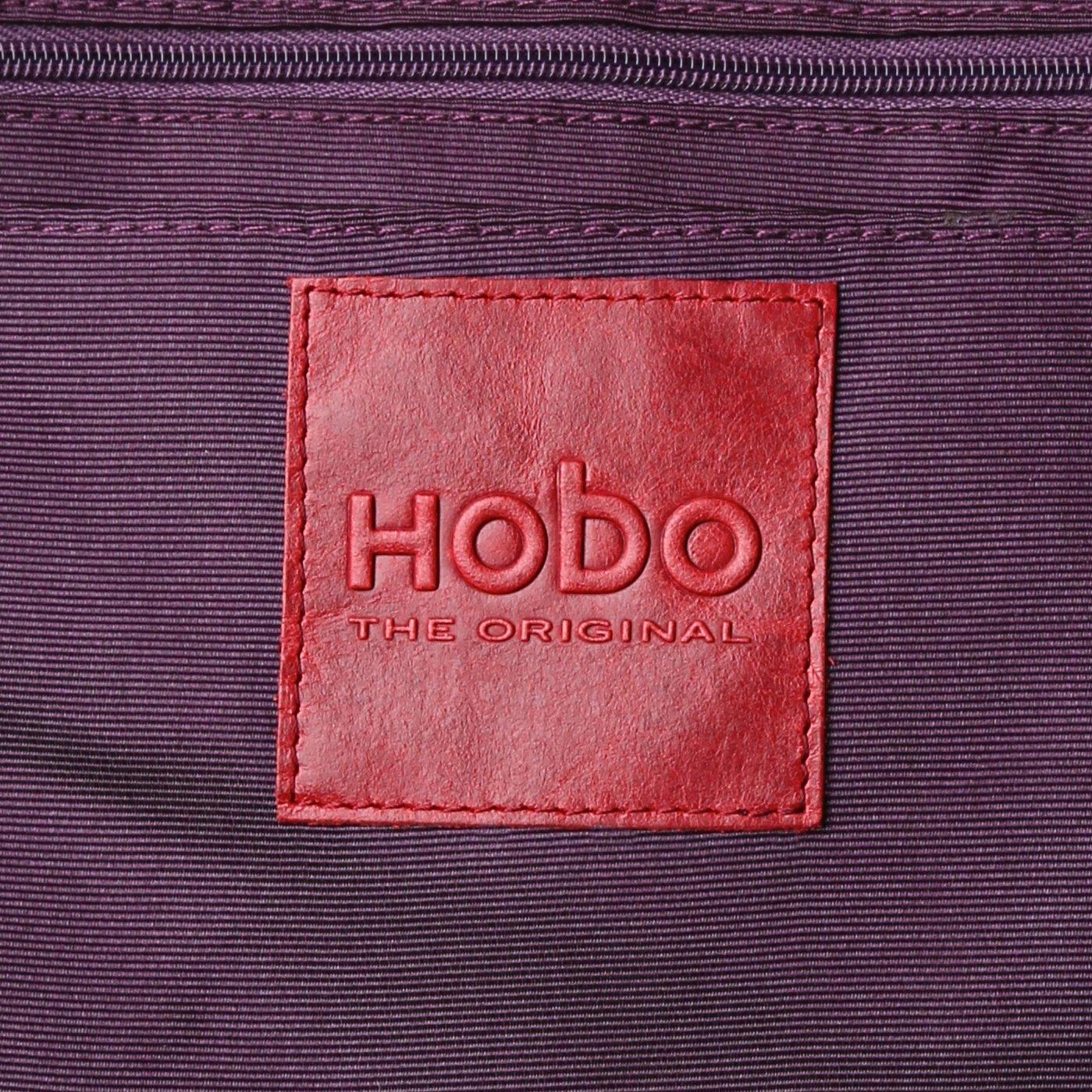 HOBO dam, vintage, mara, axelväska, handväska, akvarell floral Guld
