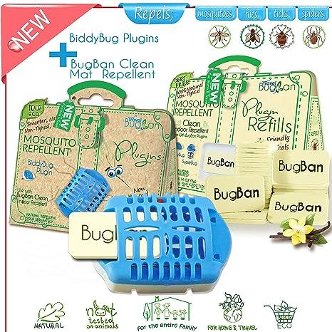 Amazon com : [New] BiddyBug Plugin Bundle + Repellent