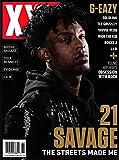 XXL Magazine Spring 2018 - 21 SAVAGE, G-EAZY, Goldlink, Lil B, Rich The Kid, Tee Grizzley, Trippie Redd and J.I.D