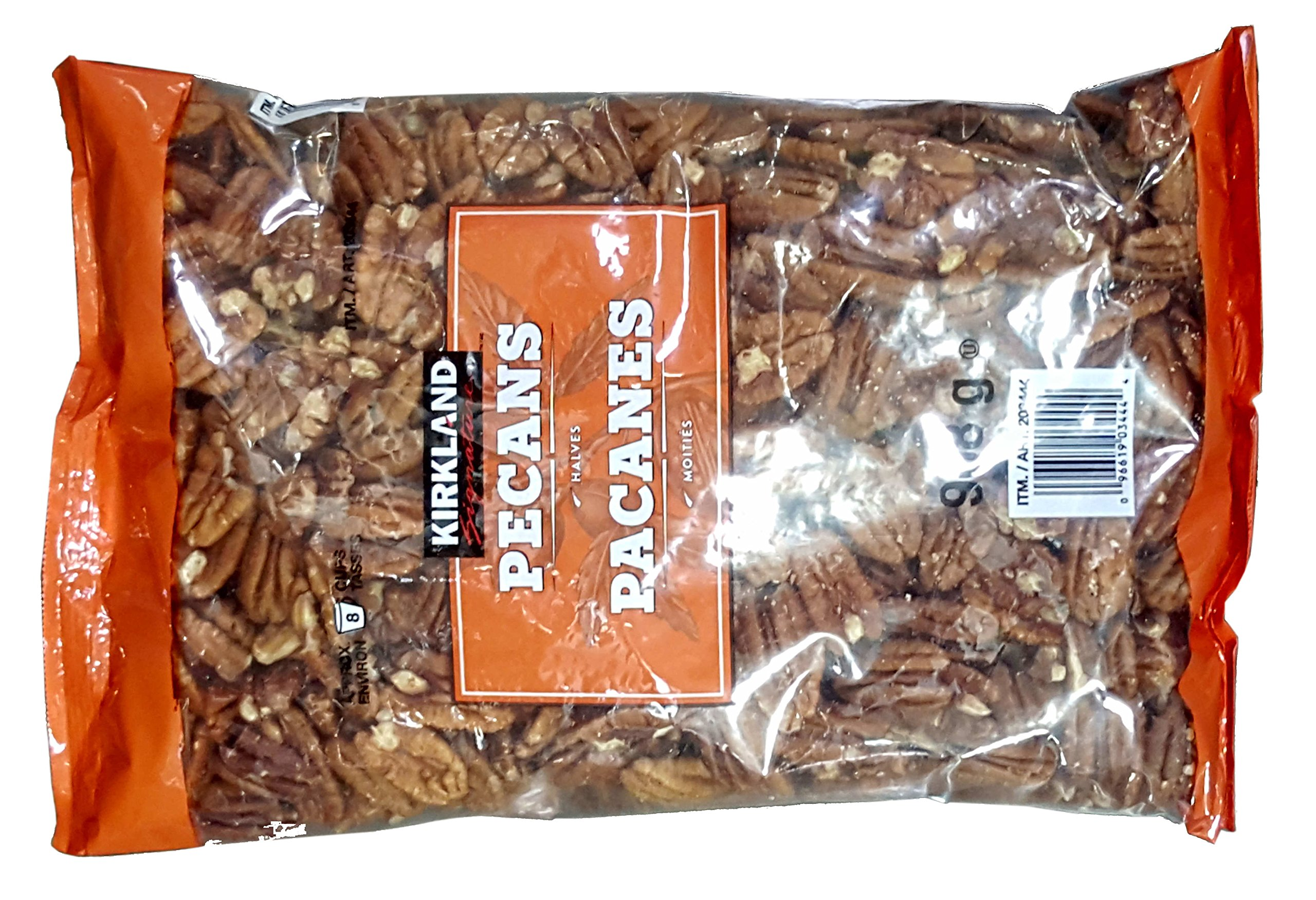 Kirkland Signature Pecan Halves, 2 Pounds