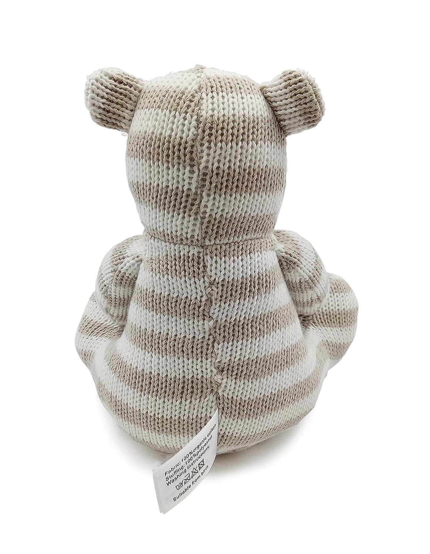 Kiyi-Gift Bebé Juguete | Adorable Juguete de Peluche de Hipopótamo con Corazón | Algodón Orgánico Suave para bebé: Amazon.es: Juguetes y juegos