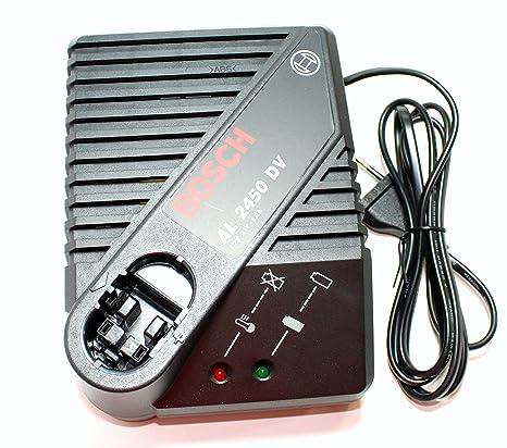 Amazon.com: Bosch partes 2607225027 24 V 230 V 1/2H Cargador ...