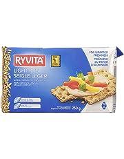 RYVITA Light Rye Crispbread, 12-Count