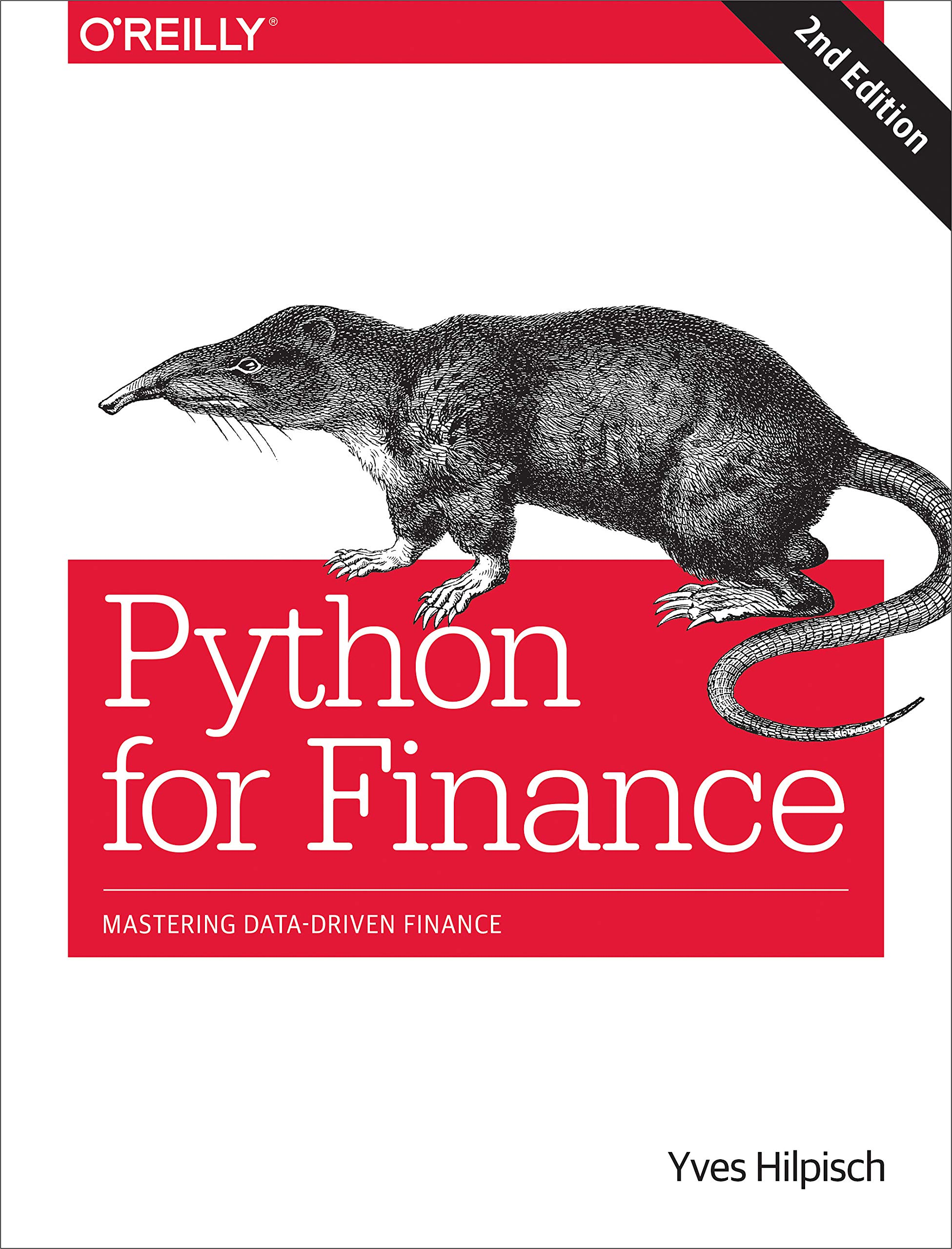 Python for Finance: Mastering Data-Driven Finance by O'Reilly Media