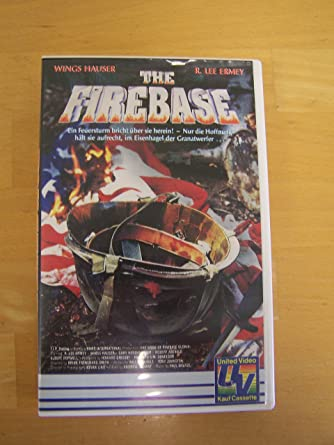 The Firebase VHS Wings Hauser R Lee Ermey Albert Popwell