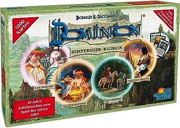 Rio Grande Games 22501415 Dominion - Juego de Mesa de ...