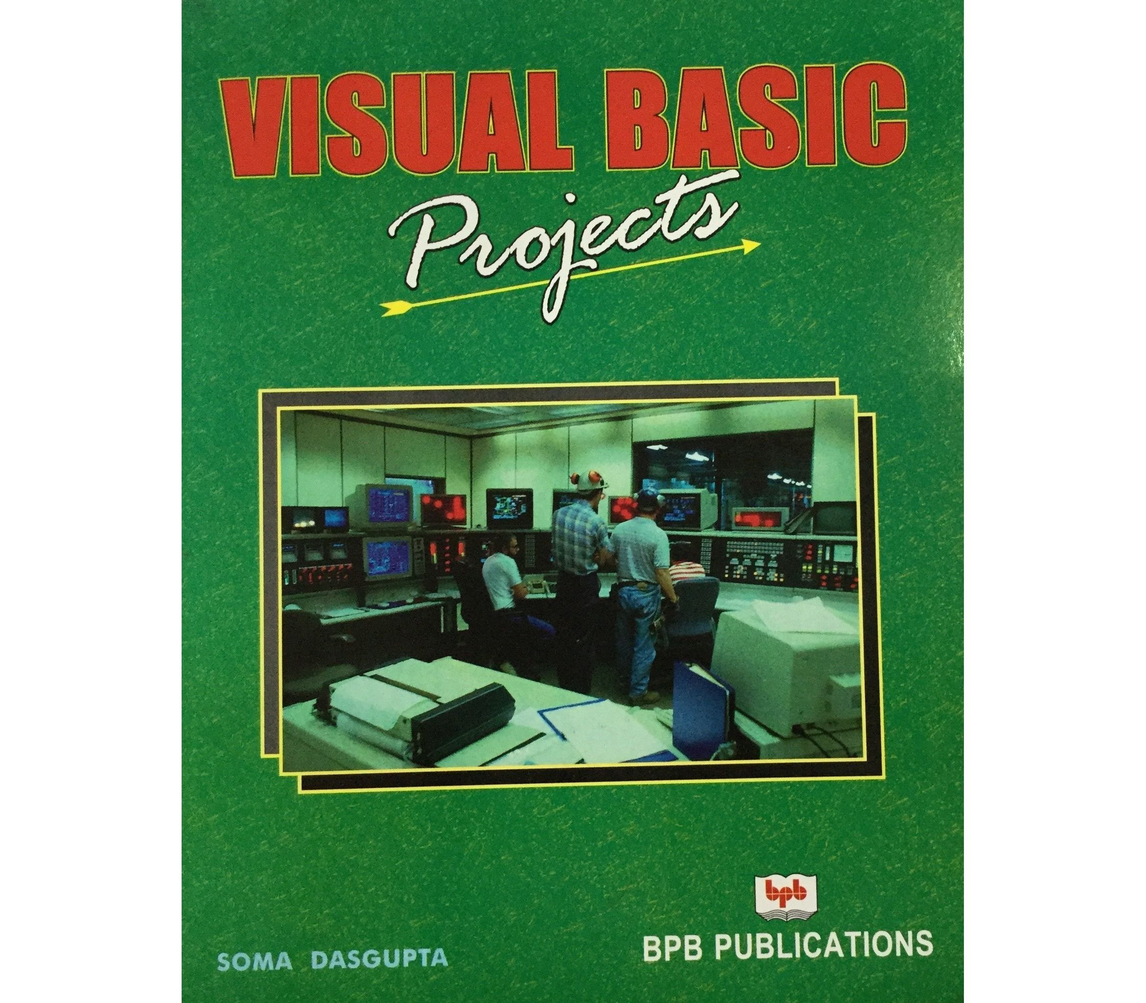 Read Online Visual Basic Projects PDF