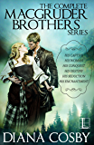 The MacGruder Brothers Boxed Set: His Destiny; His Captive; His Woman; His Conquest; His Seduction; His Enchantment