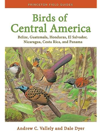Birds of Central America: Belize, Guatemala, Honduras, El Salvador, Nicaragua,