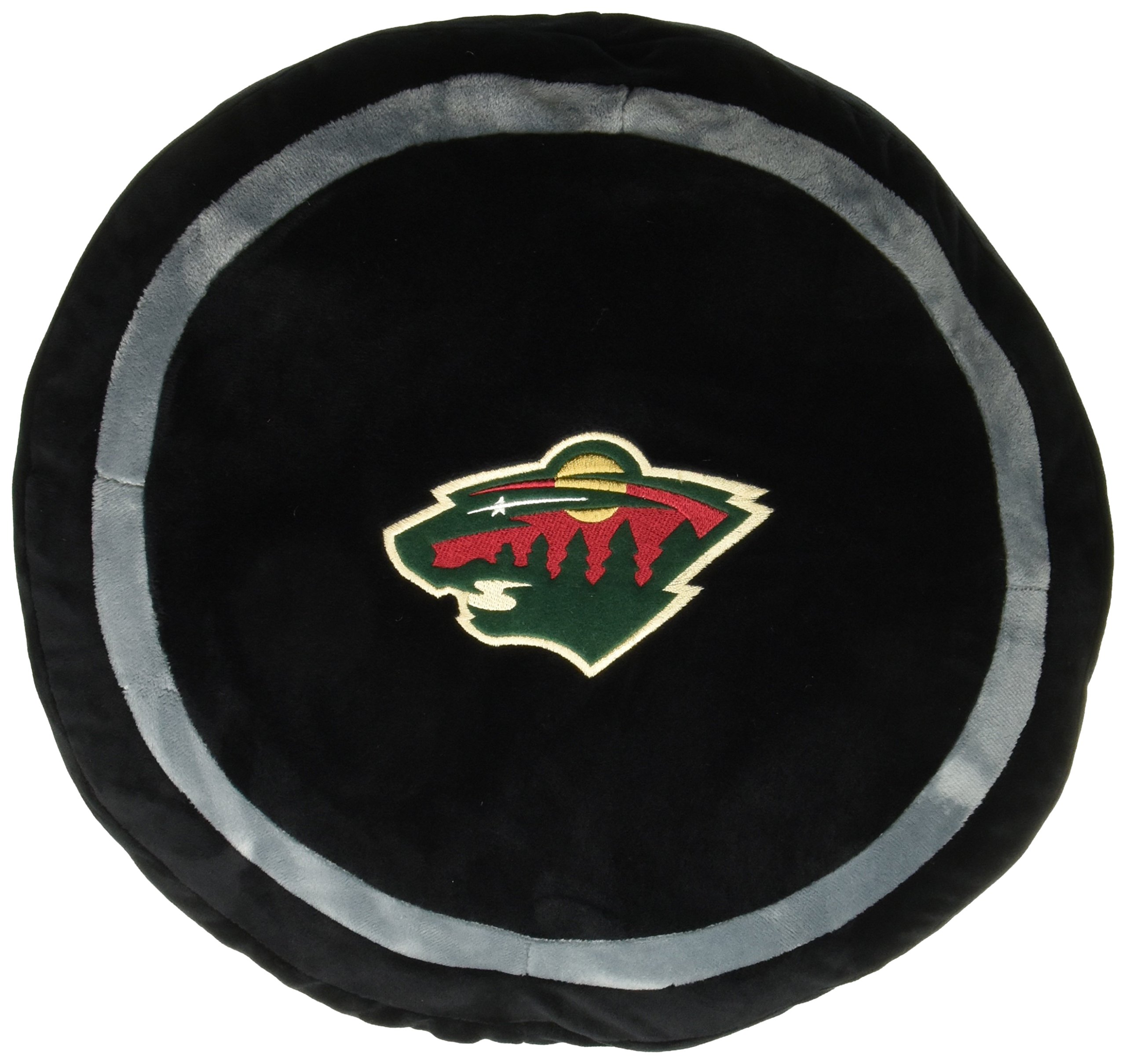 The Northwest Company Officially Licensed NHL Minnesota Wild 3D Sports Pillow by The Northwest Company