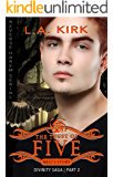 The Trust of Five: Reverse Harem Serial: Part Two (Divinity Saga: Meg's Story Book 2)