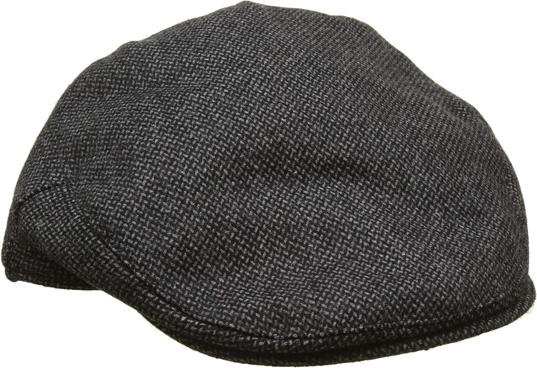 Hackett London Balmoral Tweed Her Gorra para Hombre