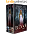 The Blood Series Boxed Set (Books 4-6): New Adult Dark Vampire Romance